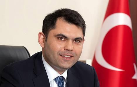Murat Kurum: Türkiye'de