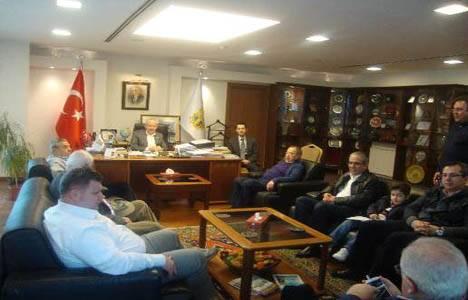 Yatırımcılar Edirne'deki yatırım olanaklarını yerinde inceledi!