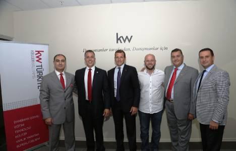 Keller Williams, İzmir'de iki yeni bölge müdürlüğü açıyor!