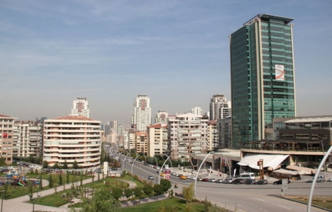 Ankara Çukurambar'da kiralar