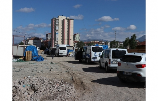 Kayseri'de inşaat bekçisi ölü bulundu!