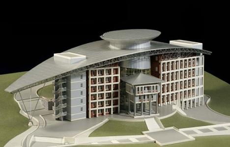 Bilişim Vadisi'ndeki 50 milyon dolarlık binalar yıkılıyor!