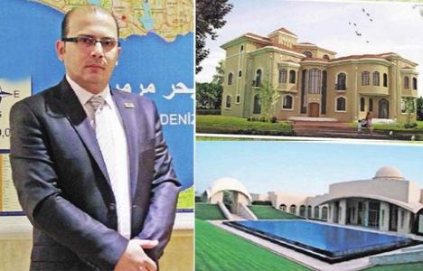 Suriyeli Khibrat, Türkiye'de villa yapıyor!
