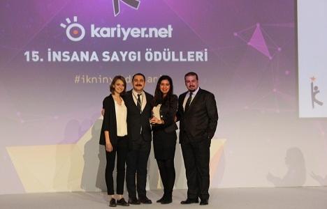 Vaillant Türkiye İK ekibine 4. İnsana Saygı Ödülü verildi!