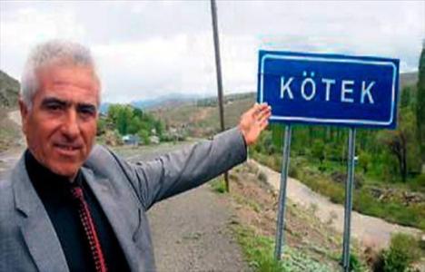 Kağızman'ın Kötek köyünde