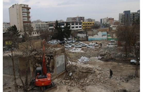 Şanlıurfa Eski Sanayi Sitesi'nde kentsel dönüşüm hızlandı!