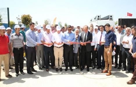 Gebze Darıca Atık Toplama Merkezi hizmete açıldı!