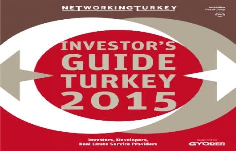 Investor's Guide Turkey son katılım tarihi 20 Şubat!