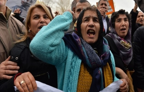 Dikmen Vadisi'nde protesto