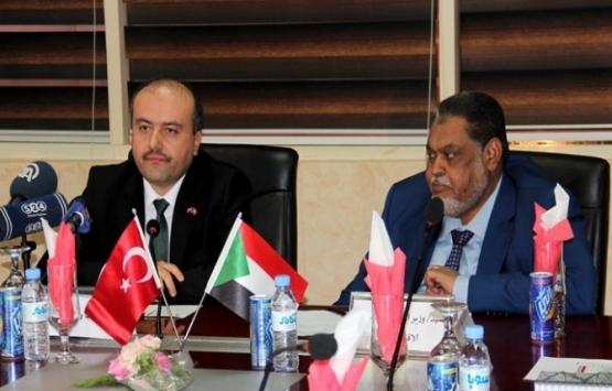 Summa, Sudan'da havaalanı inşa edecek!