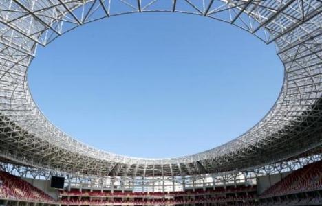 Antalya Arena Stadyumu'na gecikme cezası!