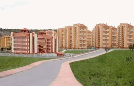 TOKİ Nevşehir Ürgüp projesinde 45 daire hemen satıldı!