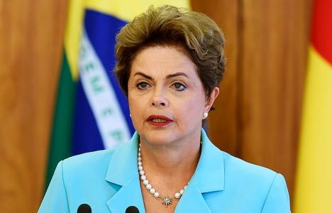 Brezilya eski Devlet Başkanı Rousseff'in mal varlığı tehlikede!