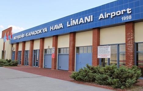 Kapadokya Havalimanı'nın