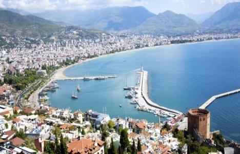 Antalya'da yapıların üçte ikisi riskli!