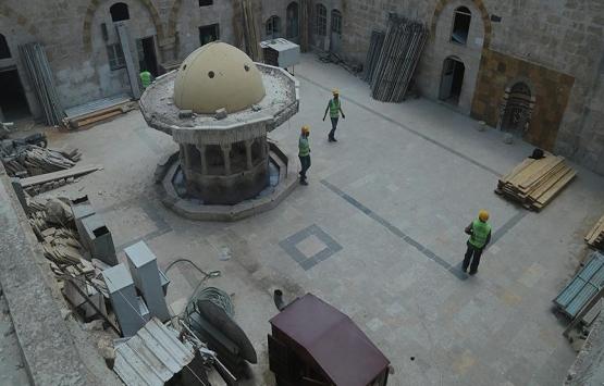 Bab'daki tarihi cami
