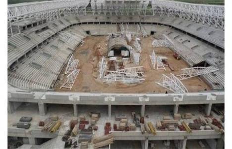 Malatya Arena Stadı 2017'de teslim edilecek!