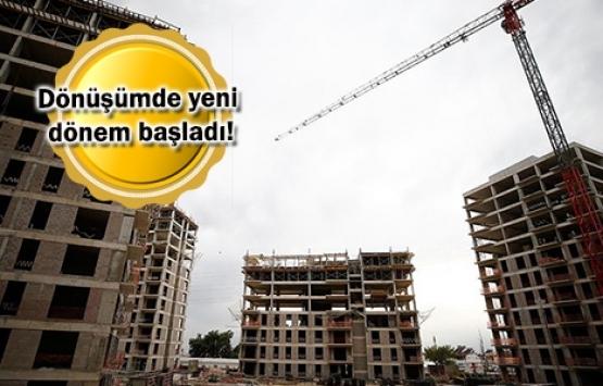 Kentsel dönüşümde vatandaş odaklı yeni düzenleme!