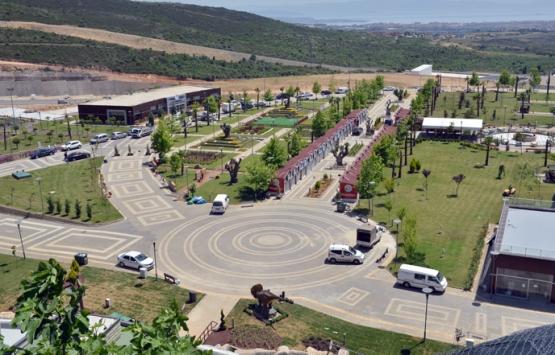 Tuzla park alanı tesisi ihalesi 25 Eylül'de!