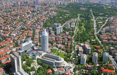 Ankara'da konut yatırımında