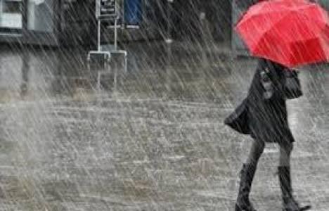 Meteoroloji'den kuvvetli yağış