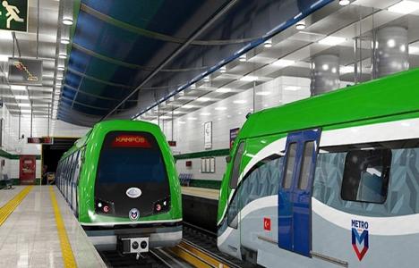 Konya metrosu için bir adım daha atıldı!
