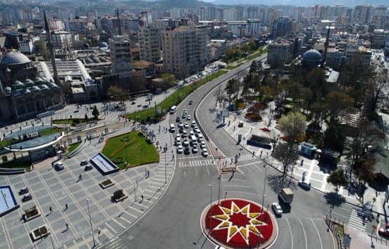 Kayseri Kocasinan'da kentsel dönüşüm çalışmaları tam gaz!