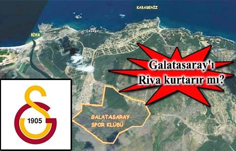 Galatasaray'ı Riva'daki arazi
