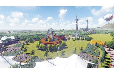 Kayseri'deki ilk uçak fabrikası Central Park olacak!