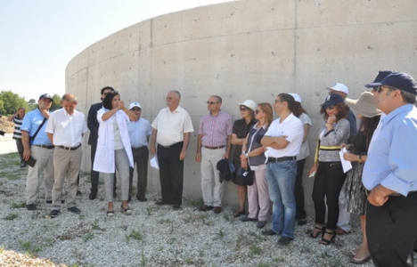Çanakkale Kepez'e yeni arıtma tesisi!