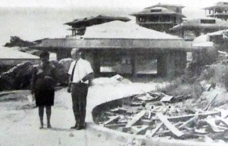 1988 yılında Boğaz'da inşa edilen villalara alıcı çıkmıyormuş!