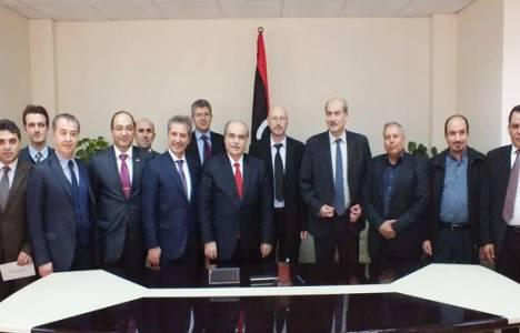 Libya'ya 542 MW'lık