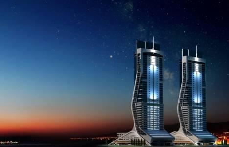 Folkart Tower 358 metre uzunlukta Avrupa'nın en yüksek binası olacak!