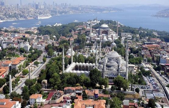 Fatih Kalenderhane Mahallesi 1/5000 ölçekli plan tadilatı askıda!