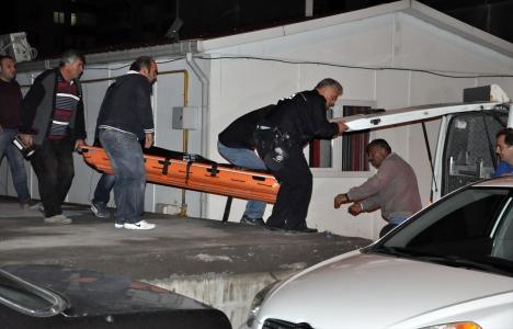 Kayseri'de Suriyeli inşaat işçisi hayatını kaybetti!