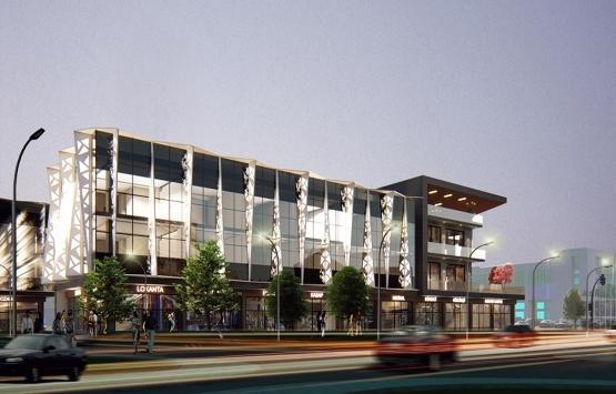 Sakarya'da yeni ticaret merkezi için düğmeye basıldı!