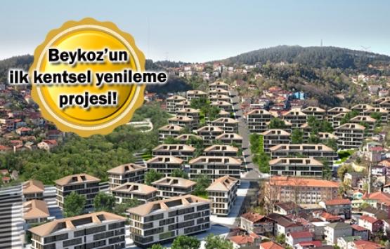 Beykoz Tokatköy Şehr-i Sitare projesi İBB'den geçti!