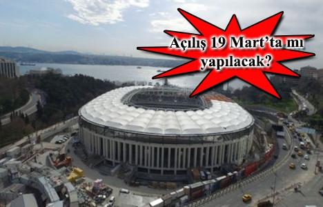 Beşiktaş'tan Vodafone Arena