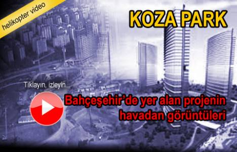 Koza Park projesinin
