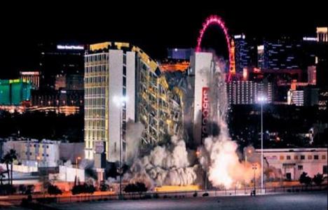 Emektar casino yıkıma