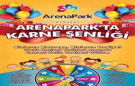 ArenaPark'ta karne şenliği!