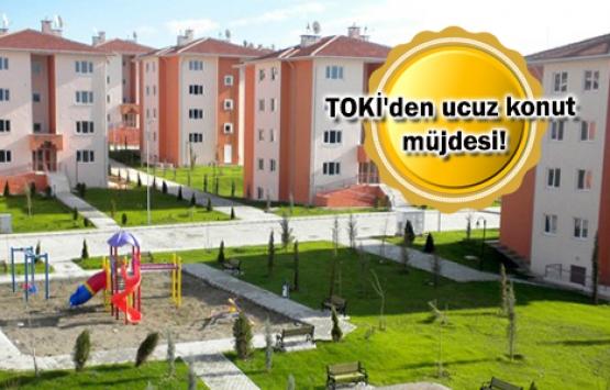 TOKİ'den İstanbul ve