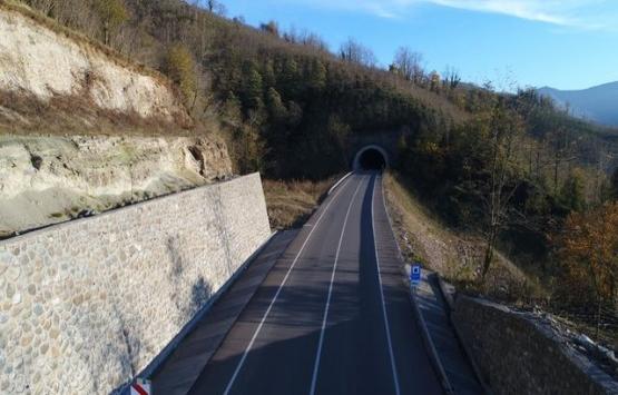 Akdeniz Yolu Projesi'nin 2019'da açılması planlanıyor!