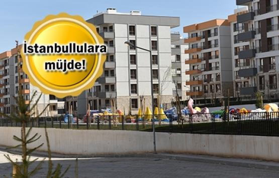 TOKİ'den İstanbul Şile'ye
