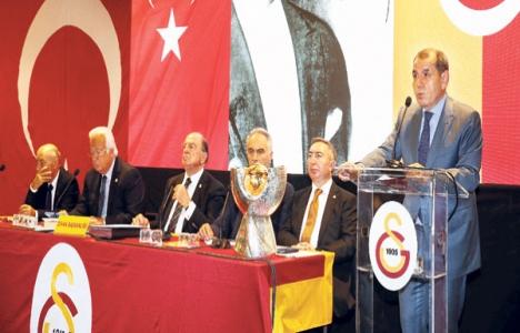 Galatasaray'ın Riva projesindeki