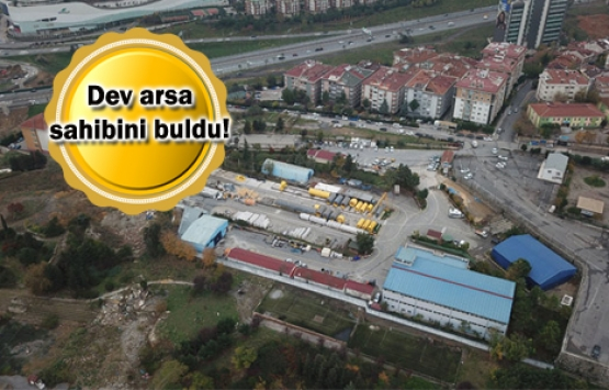 Üsküdar'daki dev arsa 550 milyon TL'ye İGDAŞ'ın oldu!