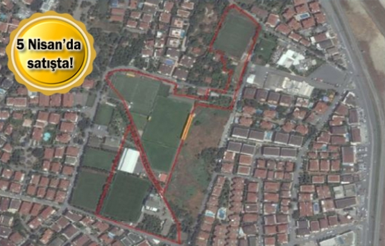 Galatasaray Florya arazisinin
