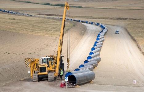 Türkiye-İsrail doğalgaz boru hattı projesi için ilk temas!