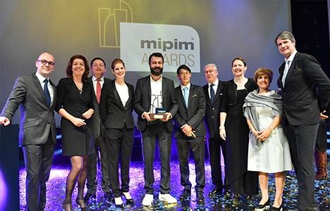 Tabanlıoğlu Mimarlık'a MIPIM 2017'de 4. ödül!