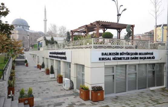 Balıkesir Kırsal Hizmet Daire Başkanlığı yeni binasında!